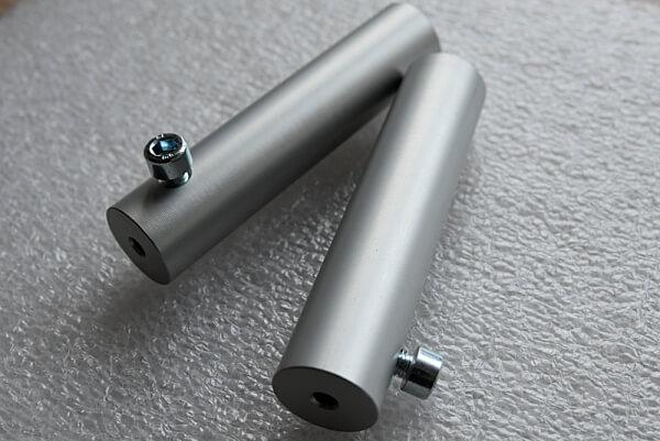 Tuba aluminiowa - blok termiczny