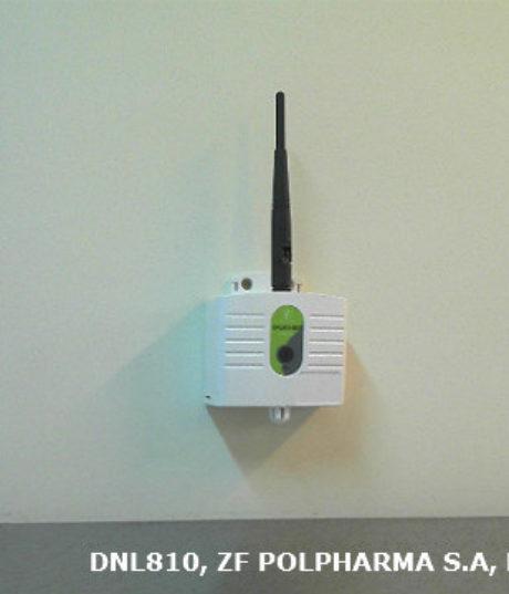 Rejestrator temperatury i wilgotności DNL810