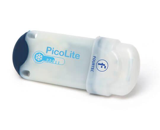 Jednorazowy rejestrator temperatury Picolite