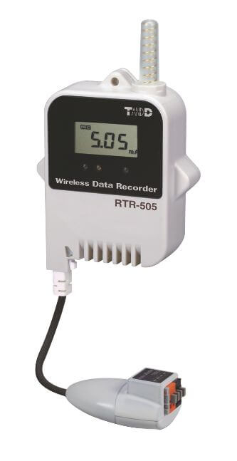 Radiowy rejestrator natężenia prądu RTR-505-mA