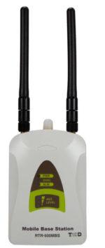 Baza odczytowa RTR-500MBS – komunikacja przez GSM (GPRS), powiadomienia SMS/email