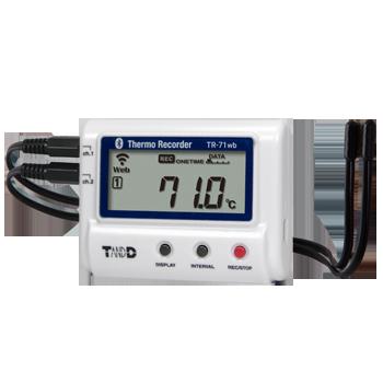 Rejestrator temperatury TR-71wb Bluetooth/WiFi