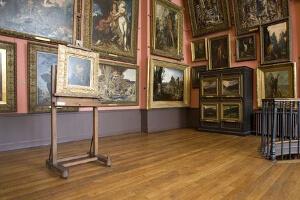Muzea i galerie - przechowywanie i ekspozycja zabytków