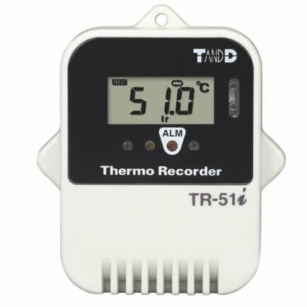 Rejestrator temperatury TR-51i