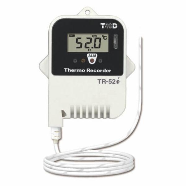 Rejestrator temperatury z sondą zewnętrzną TR-52i