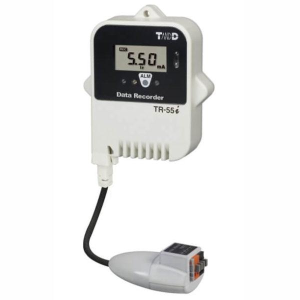 Rejestrator sygnału prądowego 4-20ma TR-55i_mA