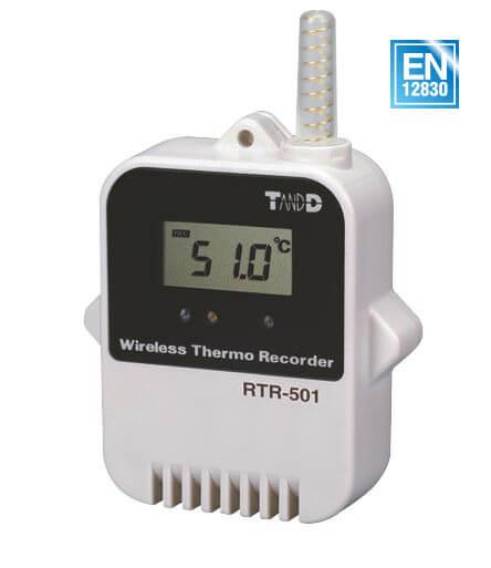 Radiowy rejestrator temperatury RTR-501, sonda wewnętrzna