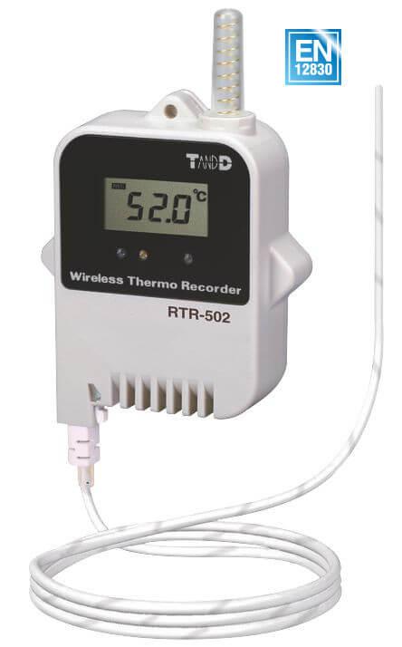 Radiowy rejestrator temperatury RTR-502, sonda zewnętrzna