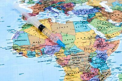 Unicef dostarcza szczepionki wróżne rejony świata