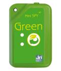 Dedykowany do zastosowań w transporcie rejestrator temperatury Mini SPY RF Green
