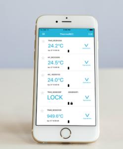 TermoREC aplikacja
